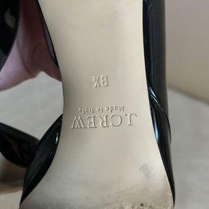 J. Crew Shoes - J. Crew Patent Leather Heels | Size 8.5